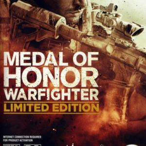 Medal of Honor: Warfighter (Limited Edition) (latauskoodi)