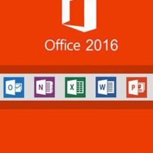 PC: Microsoft Office Professional Plus 2016 (latauskoodi)