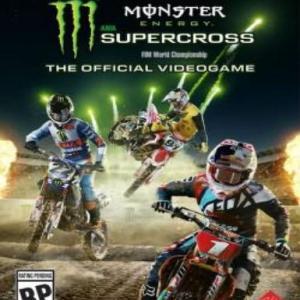 Monster Energy Supercross: The Official Videogame 3 (latauskoodi)