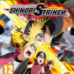Xbox One: Xbox One: Naruto to Boruto: Shinobi Striker () (latauskoodi)