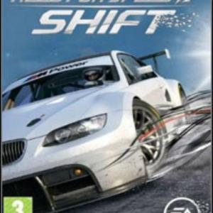 Need for Speed: Shift (latauskoodi)