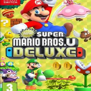 New Super Mario Bros. U Deluxe (latauskoodi)