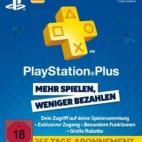 PS4: PlayStation Network Card (PSN) 365 Days (Saksa) (latauskoodi)
