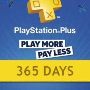 PS4: PlayStation Network Card (PSN) 365 Days (Sweden) (latauskoodi)