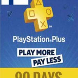 PS4: PlayStation Network Card (PSN) 90 Days (Finland) (latauskoodi)