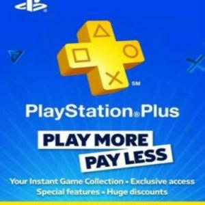 PS4: Playstation Network Card (PSN) 90 days (Portugal) (latauskoodi)