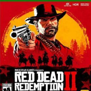 Xbox One: Xbox One: Red Dead Redemption 2 () (latauskoodi)