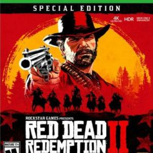 Xbox One: Xbox One: Red Dead Redemption 2 - Special Edition () (latauskoodi)