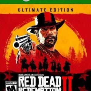 Xbox One: Xbox One: Red Dead Redemption 2 - Ultimate Edition () (latauskoodi)