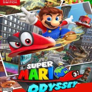 Super Mario Odyssey (latauskoodi)