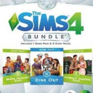 The Sims 4 - Bundle Pack 3 (latauskoodi)