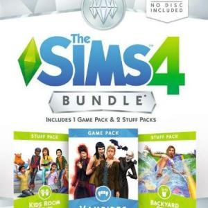 The Sims 4 - Bundle Pack 4 (latauskoodi)