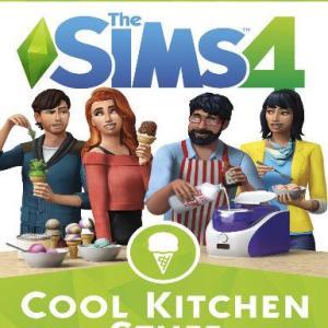 The Sims 4 : Cool Kitchen Stuff (latauskoodi)