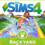 The Sims 4: Backyard Stuff (latauskoodi)