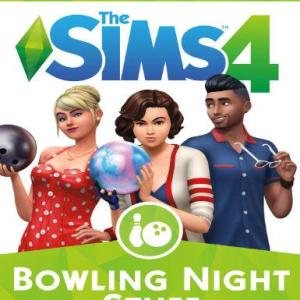 The Sims 4: Bowling Night Stuff (latauskoodi)
