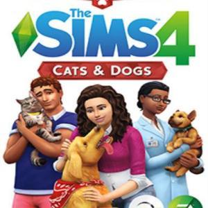 Sims 4: Cats &: Dogs (latauskoodi)