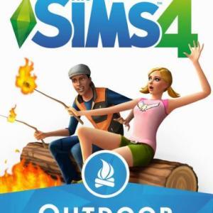 The Sims 4: Outdoor Retreat (latauskoodi)