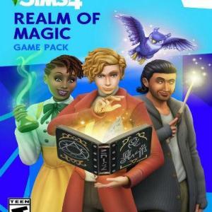 The Sims 4: Realm of Magic (latauskoodi)