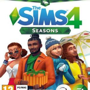 The Sims 4: Seasons (latauskoodi)