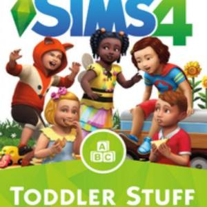 The Sims 4: Toddler Stuff (latauskoodi)