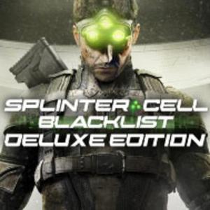 Tom Clancys Splinter Cell Blacklist (Deluxe Edition) (latauskoodi)