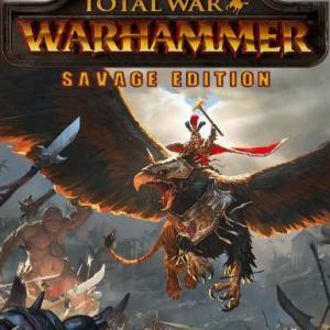 Total War: Warhammer - Savage Edition (EU) (latauskoodi)