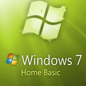 Windows 7 Home Basic OEM (latauskoodi)