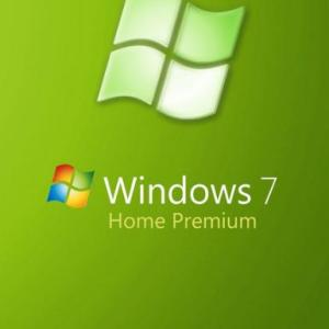 Windows 7 Home Premium OEM (latauskoodi)