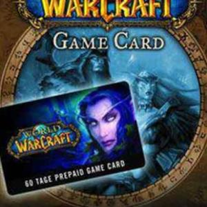 PC: World of Warcraft 60-day time card (latauskoodi)