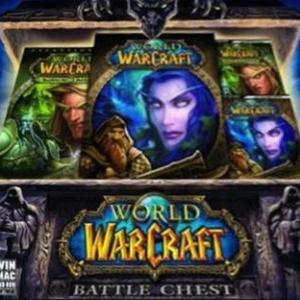 PC: World of Warcraft Battlechest (latauskoodi)