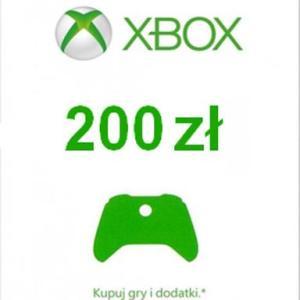 Xbox One: Xbox Live 200 PLN (latauskoodi)