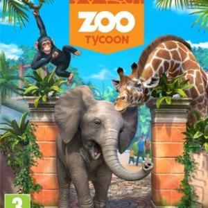 Xbox One: Zoo Tycoon (latauskoodi)
