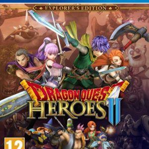 PS4: Dragon Quest Heroes II