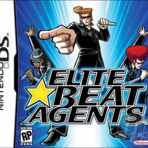 NDS: Elite Beat Agents (käytetty)