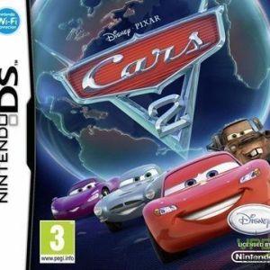 NDS: Cars 2 (käytetty)
