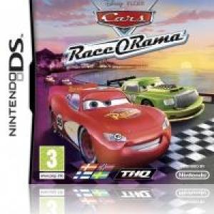 NDS: Cars / Autot Race-O-Rama (käytetty)