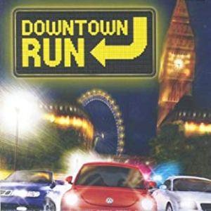 PS2: Downtown Run (käytetty)