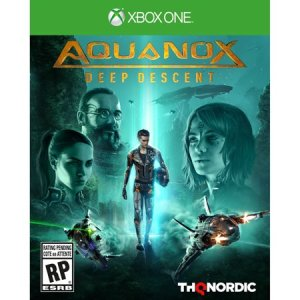 Xbox One: Aquanox Deep Descent