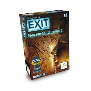 EXIT Faaraon Hautammio