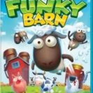 Wii U: Funky Barn (käytetty)