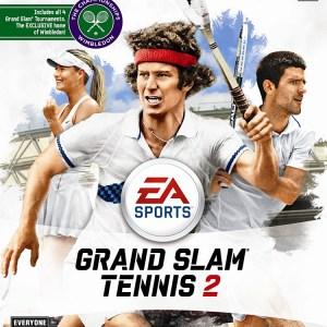 Xbox 360: Grand Slam Tennis 2 (käytetty)