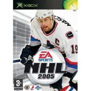 Xbox: NHL 2005 (käytetty)