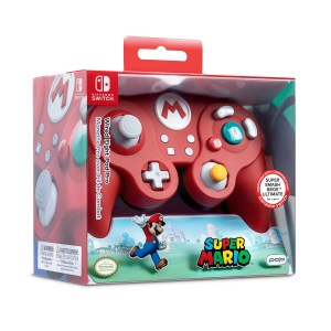 Switch:  Switch Smash Pad Pro Mario
