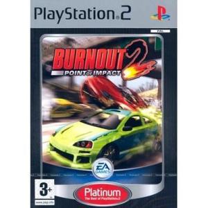 PS2: Burnout 2: Point of Impact (käytetty)