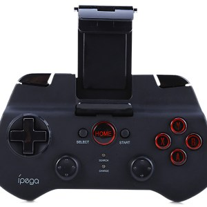 Mobiili: iPega PG-9017S Multi-media Bluetooth Gamepad, For Android/PC (Black)