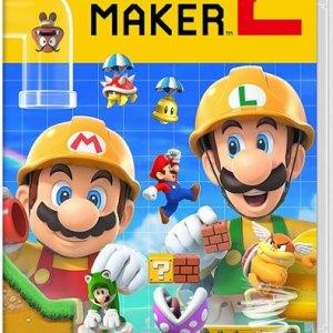 Switch: Super Mario Maker 2