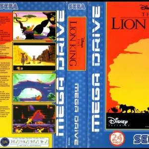 Retro: The Lion King Mega Drive (käytetty)