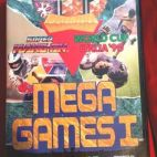 Retro: Mega games 1 (käytetty)