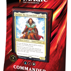 Magic the gathering: Commander 2019 Deck Mystic Intellect