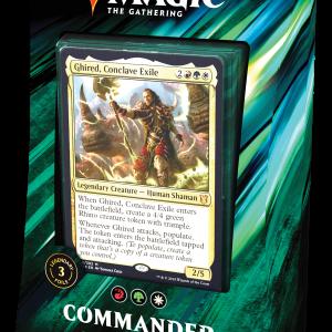 MTG - Commander 2019 Deck Primal Genesis